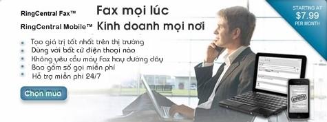 Fax & Điện thoại