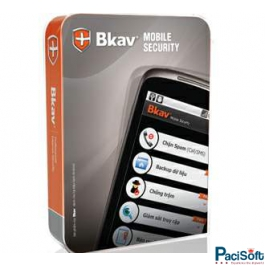 Bkav Mobile Security 2013 1PC/ năm