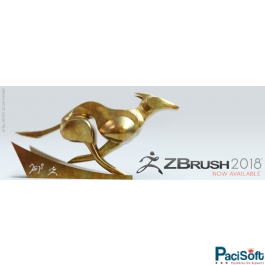 ZBrush 2018 - Volume License
