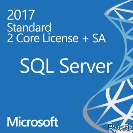 SQL Server Standard 2 Core with SA