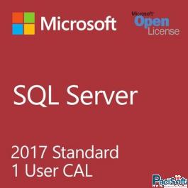 SQL Server 2017 UserCAL