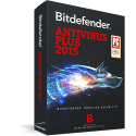 BitDefender Antivirus Plus 2015 3PC 1 năm