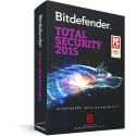 BitDefender Total Security 1PC 1 năm