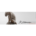 ZBrush 2018 - Academic and Educational License
