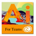 Adobe Illustrator CC for Teams 1User/ tháng