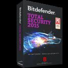 BitDefender Total Security 1PC 1 năm