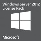 WinSvrCAL 2012 English 1pk DSP OEI 5 Clt User CAL (R18-03755)
