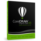 CorelDRAW Graphics Suite X8 Small Business Edition