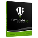 CorelDraw Graphics Suite X8 Box PNG