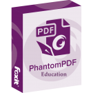 Foxit PhantomPDF Education
