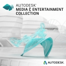 Autodesk Media & Entertainment (thuê bao 1 năm)
