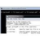 Mgosoft PDF Split Merge Command Line 1PC