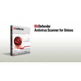 BitDefender Antivirus Scanner for Unices 50-99PC/ 1Year-EDU