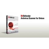 BitDefender Antivirus Scanner for Unices 50-99PC/ 1Year-GOV