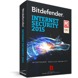 BitDefender Internet Security 2015 3PC 1 năm