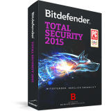 BitDefender Total Security 3PC 1 năm