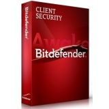 BitDefender Client Security CL1280100C-EN 2Y