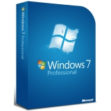 Win 7 Professional SP1x 64bit English 1pk DSP OEI Not to China DVD LCP (FQC - 08289)