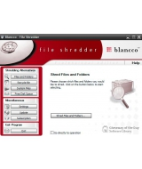 Blancco File Shredder