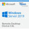 Windows Remote Desktop Services CAL 2019 SNGL OLP NL DvcCAL