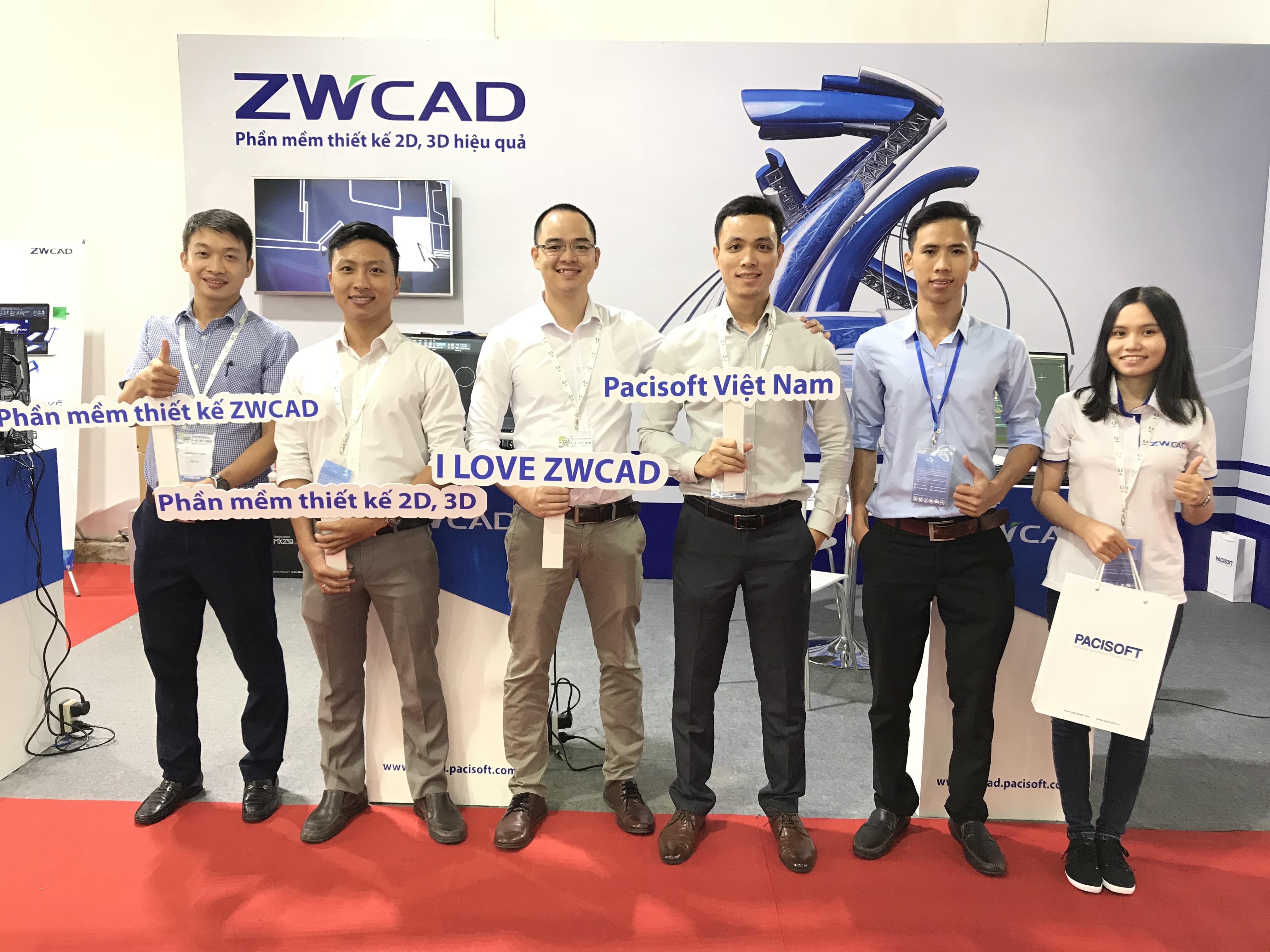 ZWCAD MTA Vietnam