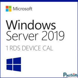 Windows Remote Desktop Services CAL 2019