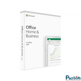 Office Home and Business 2019 BOX