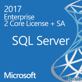 SQL Server Enterprise 2 Core with SA
