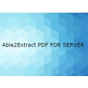 Able2Extract PDF For Server