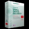 Kaspersky Small Office Security-KSOS 5PC+1FSrvr