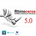 Rhino3D 5 for windows