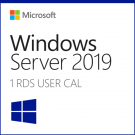 Windows Remote Desktop Services User CAL 2019