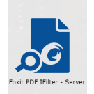 Foxit PDF IFilter - Server