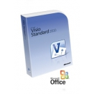 Visio Standard 2016 32-bit/x64 English Intl DVD