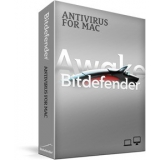 BitDefender Antivirus for Mac  CL1280100B-EN 1Y