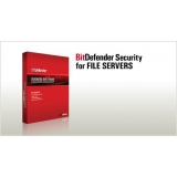 BitDefender Security for File Servers Advanced 50-99 User 1Y