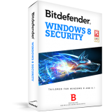 Bitdefender Windows 8 Security 1PC 1 năm