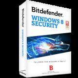 Bitdefender Windows 8 Security 1PC 1 năm