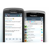IM Pro for BlackBerry Pacisoft