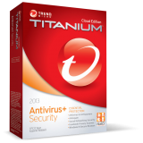 Trend Micro Titanium Antivirus Security 2013