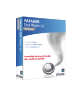 Paragon Disk Wiper Personal