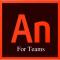 Adobe Animate CC for Teams ( Thuê bao 1 năm)
